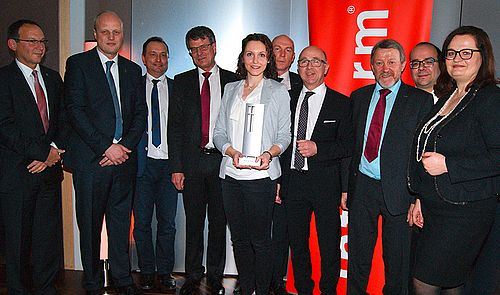 Internorm zeichnet lisec mit supplier award 2015 aus for Internorm forum