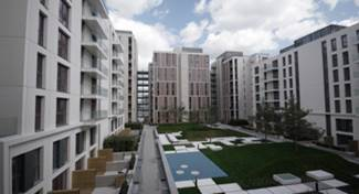 Athletes Village London (Olympic Games 2012)